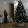 Фото-отчет новогоднего утренника «Малыши в гостях у Елочки»