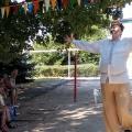 Сценарий развлечения «Наливные яблочки» к Яблочному Спасу