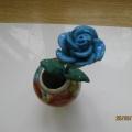 Мастер-класс по изготовлению пластилиновых роз