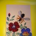 Конспект логопедического занятия в старшей группе «Домовенок Кузя и пчела». Составление описательного рассказа о пчеле