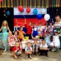 Сценарий развлечения для детей старшего дошкольного возраста «День флага»