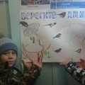 Ребята нашего учреждения провели акцию «Помогите птицам»