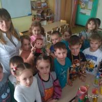 Конспект НОД по познавательно-исследовательской деятельности детей подготовительной группы «Извержение вулкана»
