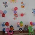 Оформление нашего детского сада
