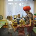 Коррекционное занятие в старшей группе детей с нарушением зрения «Юные знатоки-огородники»