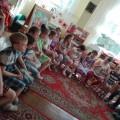 Фотоотчет «Как мы принимали участие в международной акции «Читаем детям о войне»