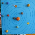 Макет «Планеты Солнечной системы»