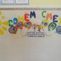 Мастер-класс стенгазета «Первое апреля»