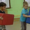 Конспект занятия по конструированию из мягких модулей для детей старшего дошкольного возраста