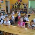 Фотоотчёт «День знаний в подготовительной к школе группе»