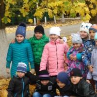 Фотозарисовка «Осенняя прогулка»