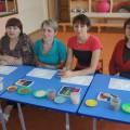 Мастер-класс для педагогов «Зимушка-зима»