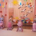 Сценарий праздничной программы к Дню пожилого человека в детском саду «Краски осени»