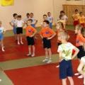 Соревнования по подвижной игре «Вышибалы» среди воспитанников дошкольных учреждений