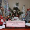 Выставка новогодних поделок «Зимняя сказка». Фотоотчет
