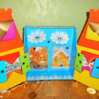 Дидактическое пособие «Лэпбук» для детей старшего дошкольного возраста «Зимушка-зима»