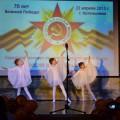 Музыкально-литературная композиция «Нам мир завещано беречь!», посвящённая 70-летию Победы в Великой Отечественной войне