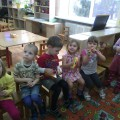 Знакомство с русскими народными музыкальными инструментами. Русские народные песни: «Ах, вы сени!», «Как у наших, у ворот»