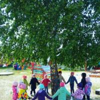 Сценарий летнего развлечения на улице «Праздник Русской березки»