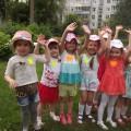 Конспект летнего развлечения для детей средней группы «Лето, ты какого цвета?»