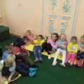 Фотоотчёт экскурсии в библиотеку «Юбилей любимого детского писателя С. Я. Маршака»