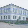 Мастер-класс «Макет музея»