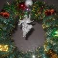 Православный праздник— Рождество. Мастер-класс Рождественский венок.