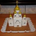 Мастер-класс Изготовление макета храма.