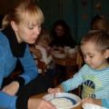 Мастер-класс для родителей детей младшей группы «Развиваем моторику рук»