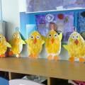 Мастер-класс «Пасхальные цыплята»