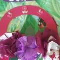 Мастер-класс «Корзинка цветов для мамы»