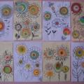 «Волшебные цветы». Творческие работы детей