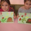 Детский мастер-класс по изготовлению открытки к Дню Победы