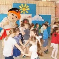 Масленица в детском саду. Фотоотчет