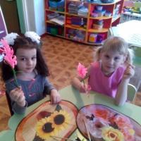 Детский мастер-класс по ручному труду «Гиацинт»