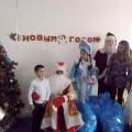 Фотоотчет новогоднего сказочного представления в детском клубе «Маленький гений»