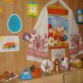 Выставка пасхальных поделок