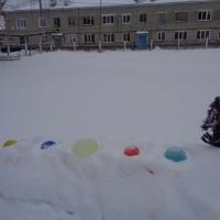 Мастер-класс «Изготовление ледяных шаров»