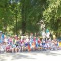 Фотоотчет о проведении праздника ко Дню России «Россия— Родина моя!»