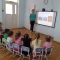Месячник военно-патриотического воспитания детей средней группы (фотоотчёт)