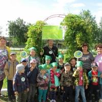 Фотоотчёт «Экологическая акция «Мы за чистое село»
