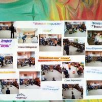 Конспект открытого занятия для родителей на общем родительском собрании «Объединимся во имя семьи»
