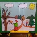 Конспект коррекционного занятия по развитию зрительного восприятия для детей с нарушением зрения по теме «Весна»
