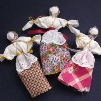 Мастер-класс «Кукла-оберег» в рамках проекта «Семья»