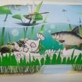 Дидактическая игра «Необычная рыбалка»