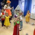 Праздник в рамках проекта совместной деятельности детей и педагога во второй младшей группе «Рождественские колядки»