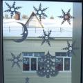«Зима красавица» -оформление музыкального зала к времени года «Зима» и Новому году