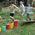 Двигательная активность детей на прогулке. Консультация для педагогов