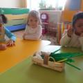 Мастер-класс конструирование из бумаги «Цветут подснежники в саду»