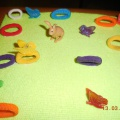 Дидактическая игра «Раз, два, три, четыре, пять— полетели бабочки погулять»